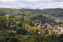 Blankenburg mit Schloss
