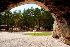 Sandsteinhöhlen Blankenburg