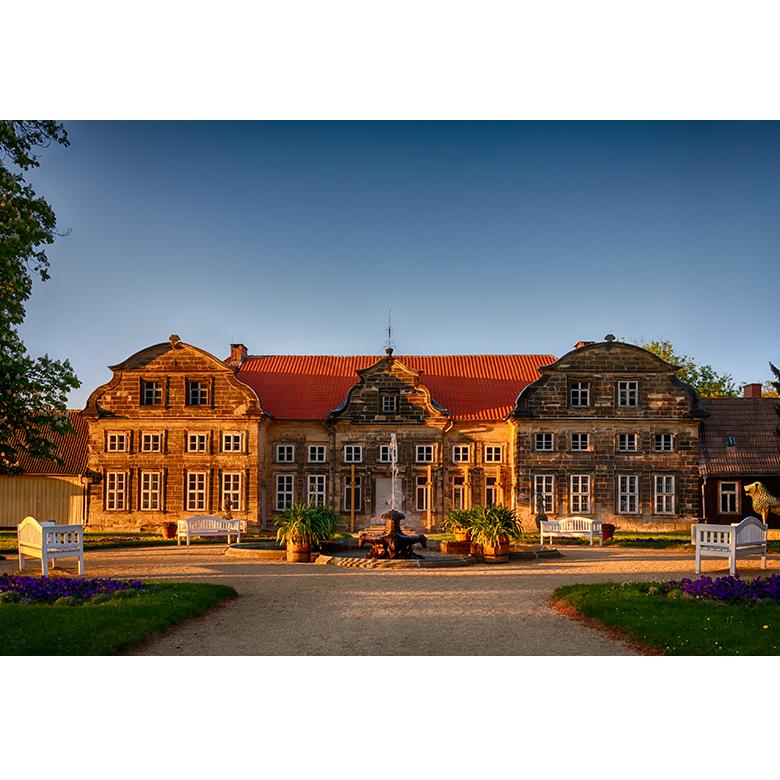 Kleines Schloss Blankenburg Sechting Ferienwohnungen