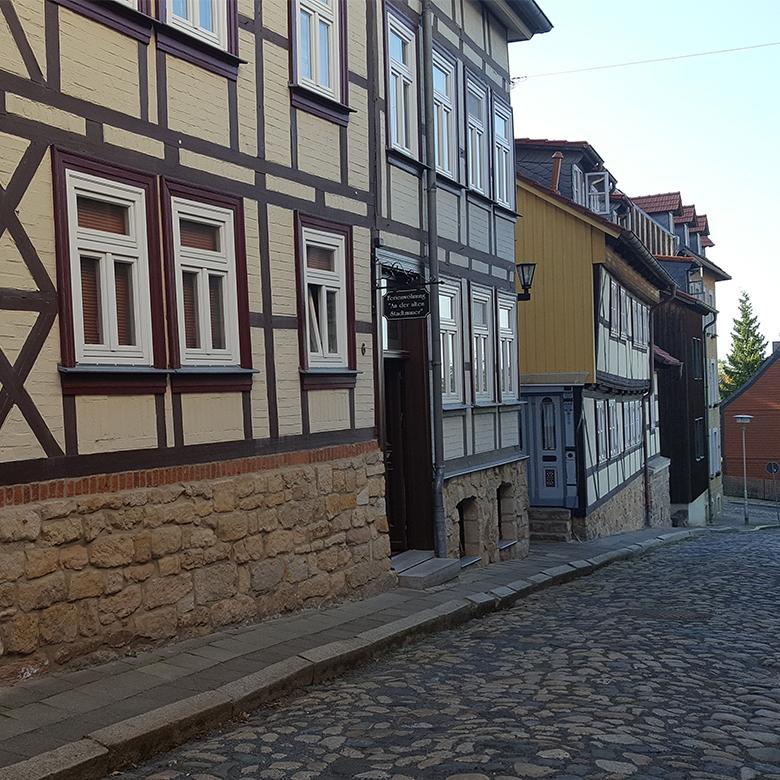 Über uns Familie Sechtung Ferienwohnungen in Blankenburg