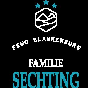 Ferienwohnungen in Blankenburg von Familie Sechting Logo Quadrat